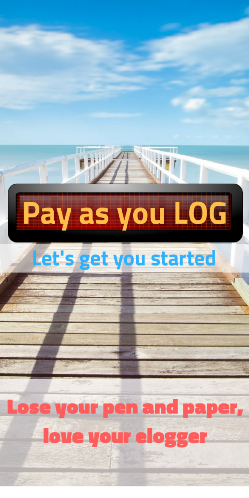 Pay as you LOG