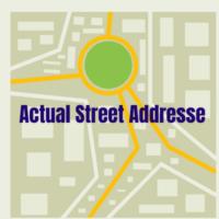 GIS Street Addresses
